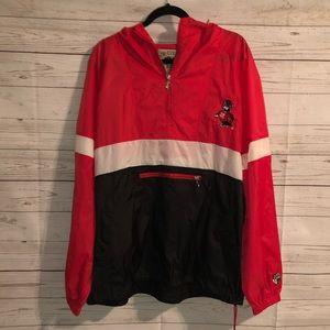 Men's XL NCSU Wolfpack Rain Jacket